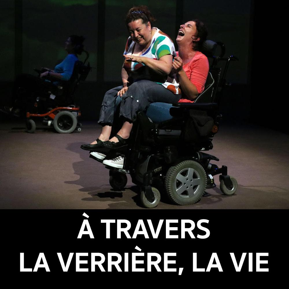 À TRAVERS LA VERRIÈRE-VIGNETTE